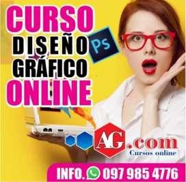 Curso de diseño grafico online
