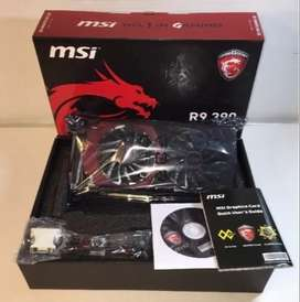 Tarjeta Video Msi R9 390 Gaming 8g Amd Radeon Gddr5 512-bits