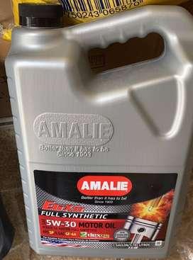 AMALIE ELIXIR FULL SYNTHETIC 5W-30