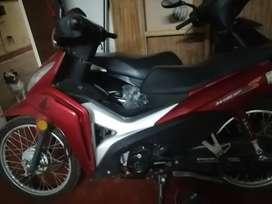 Venta de moto honda wave110s