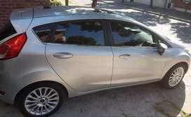 Ford Fiesta kd Titanium