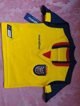 Camiseta Selección Ecuador para niños