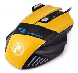 mouse gamer 7 botones 3200dpi