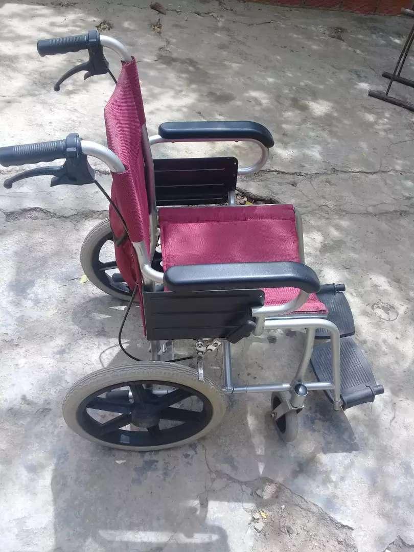 Silla de ruedas 0