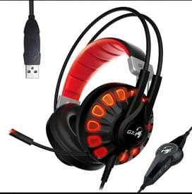 Auriculares gamer genius Gx Hs G680 7.1