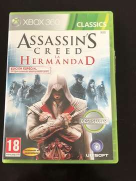 Vendi juegos Xbox 360