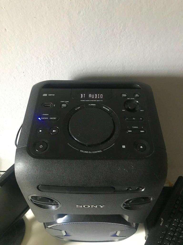 Minicomponente Sony mhc v11 0
