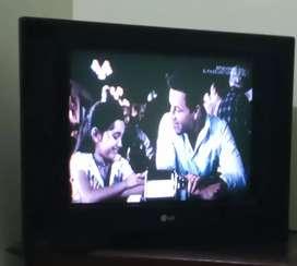 """Tv 21"""" pantalla plana"""