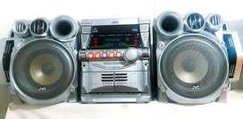 Sólo para entendidos vendo centro musical Jvc MX-GB5