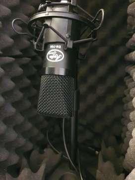 Micrófono audio sound