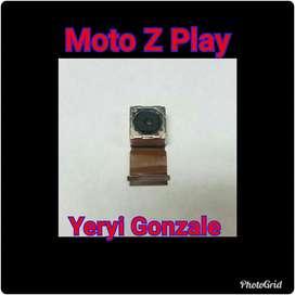 Camara Trasera Moto Z Play
