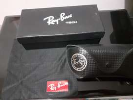 Set Ray Ban Paño Mas Estuche en su caja