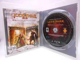 God Of War 1 y 2 Ps3 Playstation 3 Juego Fisico