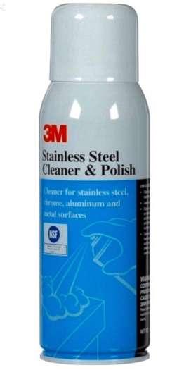3M Aerosol - Stainless Steel Cleaner & Polish 283g