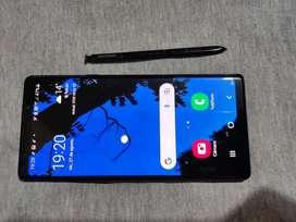 Samsung note 9 usado flamante