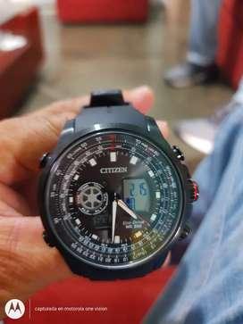 Reloj citizen ecodrive Promaster airblack vendo o cambio