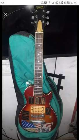 Vendo espectacular guitarra