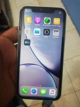 Vendo iPhone XR de 64gb libre de todo