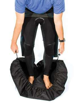 cambiador bolso traje de neoprene surf sup kite Marca Termoskin