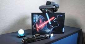 Lenovo Mirage Jedi Challenges