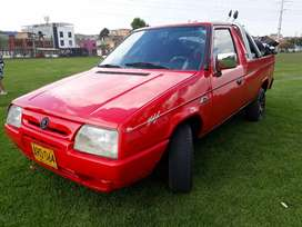 Skoda pick up 1996 excelente estado general