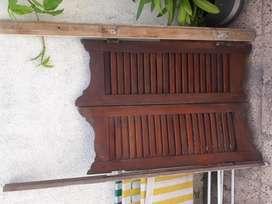 Puerta vaiven 80 cm