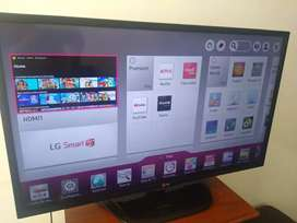 "Vendo tv LG 39 "" smartv \ UHD cinema 3D"