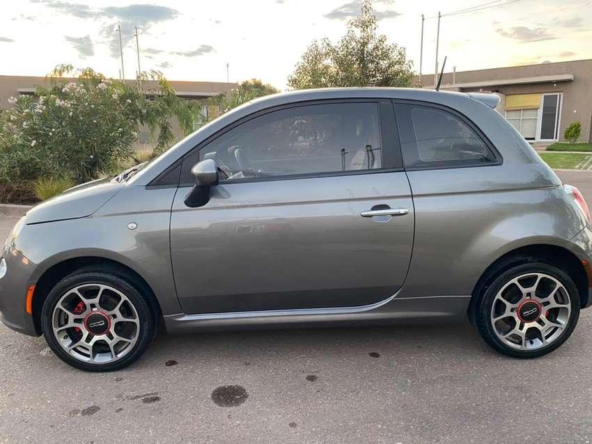 VENDO FIAT 500 SPORT 1.4 16V Multil