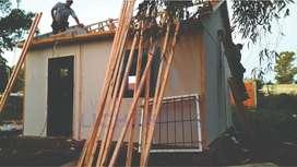 Casa prefabricada 25 mts² al contado