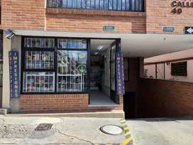 Se vende papelería miscelánea Chapinero