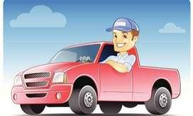 Conductor con licencia para conducir moto carro. Entregador Domiciliario