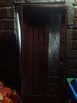Puerta de chapa $2300