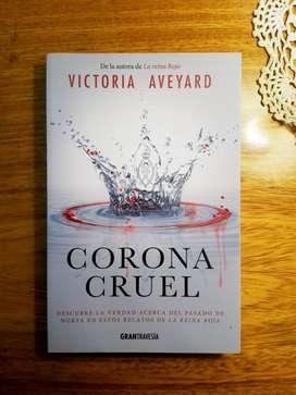 Corona cruel - Victoria Aveyard