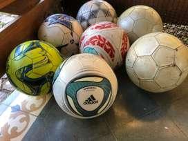 Pelotas de Futbol
