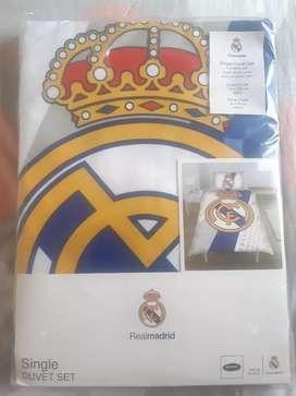 Set Duvet  original Real Madrid