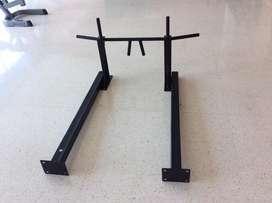 Barra para hacer ejercicios