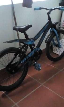 venta de bicicleta pARA niño de 7 a 11 años