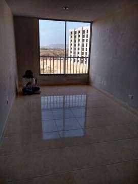 Estrene lindo apartamento en caribe verde, 68 metros 3 habitaciones, 1 estudio, 2 baños, parqueadero bajo sombra