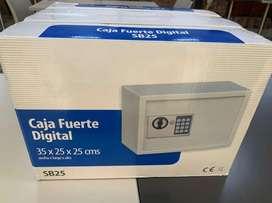 Vendo Caja Fuerte Electronica
