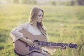 Curso para aprender a tocar guitarra acústica con Leonardo Baltan