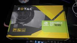 Nvidia Geforce GT 1030 Zotac