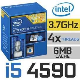 Combo I5 4590 Ga-h97-d3h8gb Kingston 1333mhz