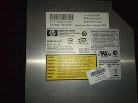 unidad dvd para portatil marca hp