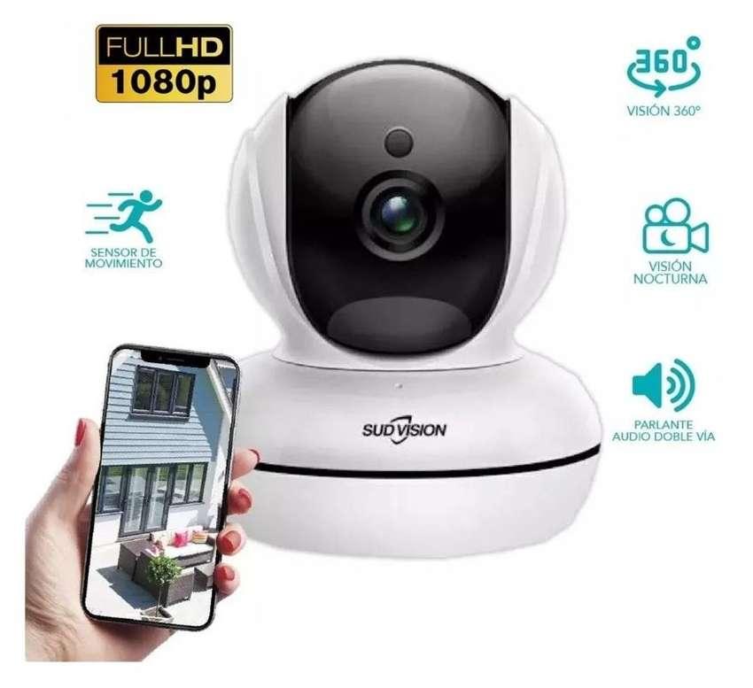Alquiler 24hs Camara Ip Domo Full Hd 1080p P2p Wifi 0
