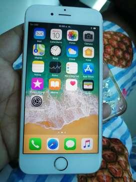 Vendo Iphone 6s de 16 GB libre de icloud con cargador
