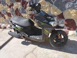 hermosa motocicleta