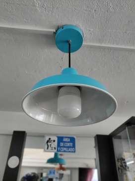 Vendo lámparas colgantes