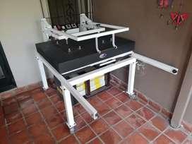 Estampadora manual 100 x 80 cm