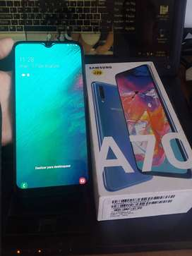 Samsung Galaxy A70 EN PERFECTO ESTADO NEGOCIABLE.