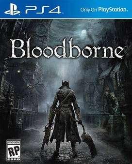 BLOODBORNE ( JUEGO NUEVO- FORMATO FISICO. PS4)